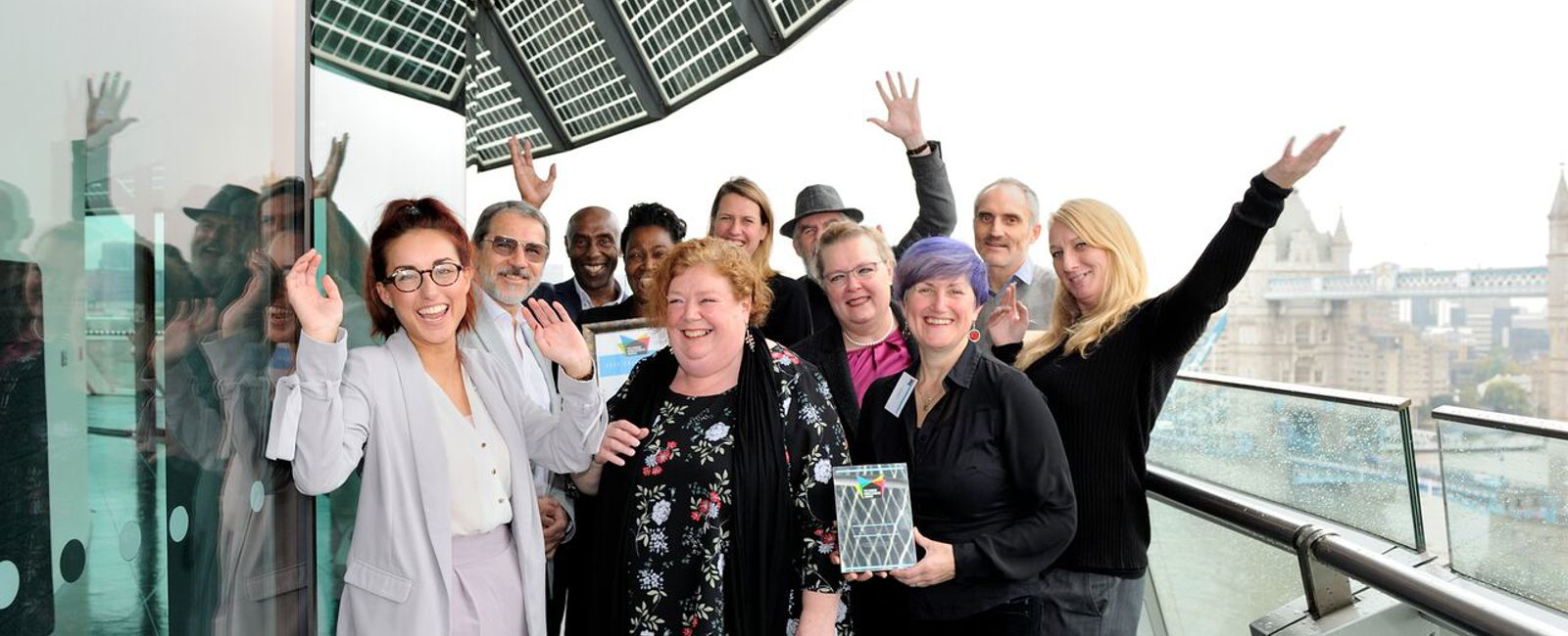 Prisoners Abroad Second for Prestigious London Homelessness Award