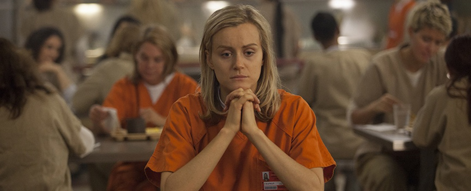 Orange is the New Black – Lucky Number 3